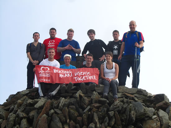 Climb Snowdon - British Heart Foundation