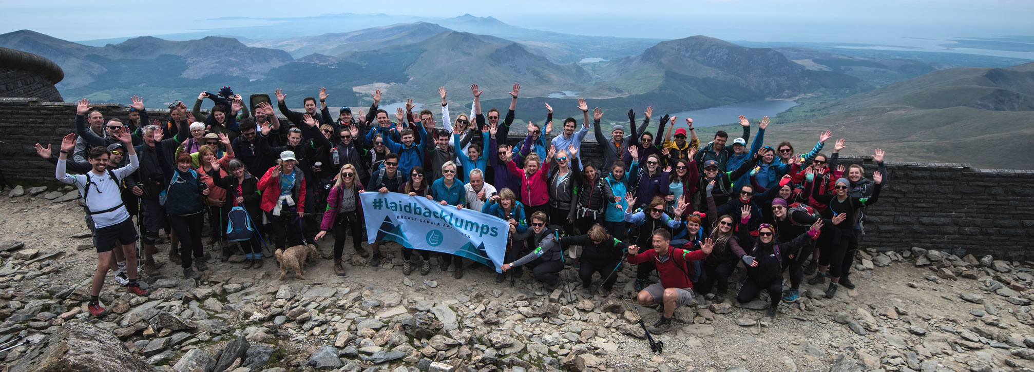 Climb Snowdon - #LaidBackLumps