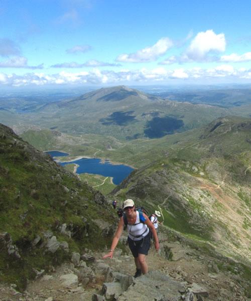 Climb Snowdon - Why Climb Snowdon