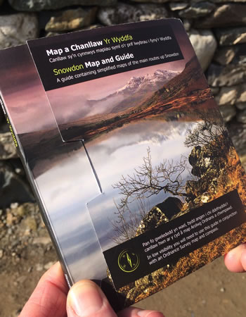 Climb Snowdon - Snowdon Map and Guide