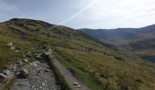Climb Snowdon - Summit Routes - Snowdon Ranger Path