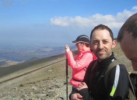 Climb Snowdon - Llanberis Path