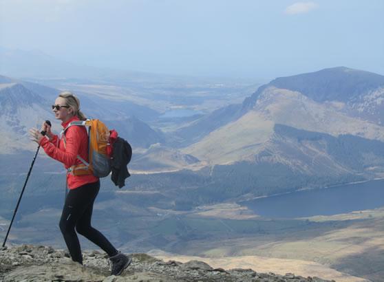 Climb Snowdon - Pyg Track