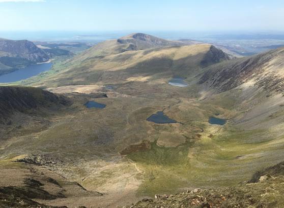 Climb Snowdon - Rhyd Ddu Path