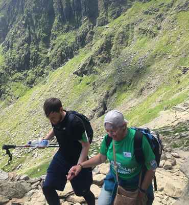 Climb Snowdon - What We Do
