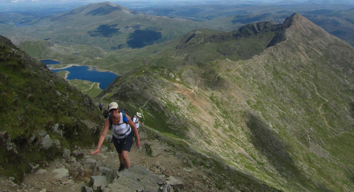 Climb Snowdon - Why us?